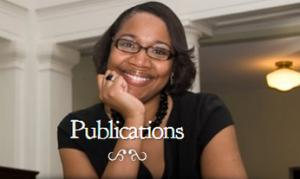 Isha Edwards Publications